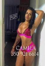 donne Milano  Camila