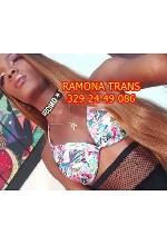 donne Milano  Ramona trans