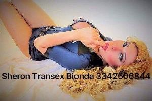escort Piacenza  Sheron trans
